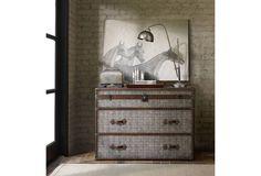 Emilie 3-Drawer Chest | Hooker Furniture
