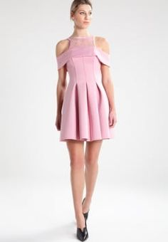 Miss Selfridge - Cocktailkleid / festliches Kleid - pink