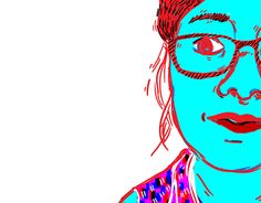 """Check out new work on my @Behance portfolio: """"Self-portrait"""" http://on.be.net/1Oi8ldI"""