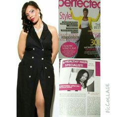 "Read my article in Perfected Magazine ""How your Hormones and Metabolism affect your hair"". You will be amazed how your hair loss may be internal. Order today www.perfectedmagazine.com"