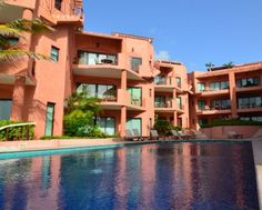 3-bedroom condo with ocean and pool views at Luna Encantada, Playa del Carmen. Set on the beach just steps from 5th Avenue.