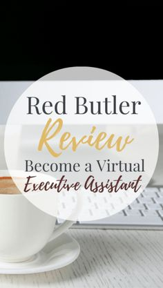 Do you have a get-it-done mindset? You'd probably make a great Red Butler Virtual Executive Assistant. Learn all about the job and how you can work from home helping others get more done.