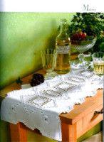 "Gallery.ru / Mur4a - Альбом ""28"" Hardanger Embroidery, Tray, Gallery, Home Decor, Rolodex, Decoration Home, Room Decor, Trays, Interior Design"