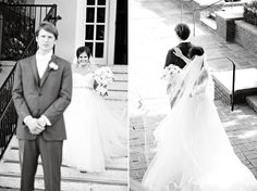 Laura & Johnathon's wedding at St. Josephs Cathedral & Old Governors Mansion in Baton Rouge, LA - Bray Danielle Photography • Baton Rouge Wedding Photographer