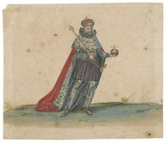 Royal, millinery and court costumes during the reign of James I, 1603-1625;  Folger Shakespeare Library Digital Image Collection