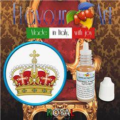E-Liquide Royal de Flavour Art sur Top Cigarette Electronique