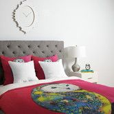 Found it at AllModern - Clara Nilles Owl On Lipstick Duvet Cover Collection