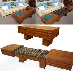 Got Wood? 14 Brilliant Carved Wooden Bench Designs