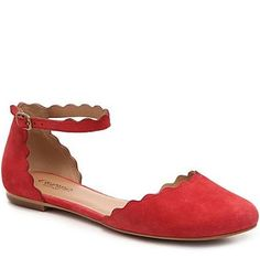 red flat sandals women's - Google Search