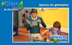 Les Sims 4 Être Parents