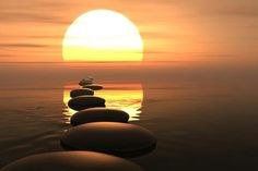 Peace, Joy, health and well being can be found within us, we not need seek the outside world, it is Within....
