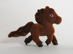 Layla the Standardbred ~ Pony in My Pocket ~ Series 1