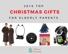 7 best Best Christmas Gifts For Elderly Parents 2016 images on ...