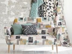 New Collections   VillaNova   Upholstery Fabrics, Prints, Drapes & Wallcoverings