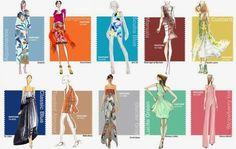Tendencias: Colores Primavera 2015