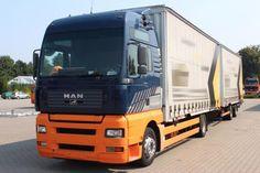 MAN TGA 18.363 BDF + Krone ZZW 18 + Aufbau, Samochód ciezarowy Podwozia wymienne w Miedzichowo, używany kupić w AutoScout24 Trucks