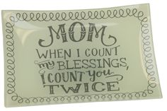 Mom Trinket Tray