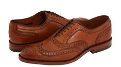 My favorite - The Allen Edmonds McCalister  I'm also obsessed with brown wing-tipped.