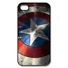 Captain America iPhone case - nerdy SQUEE