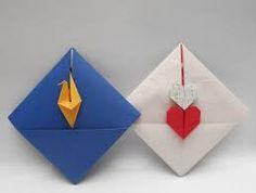Resultado de imagen para sobres en origami paso a paso