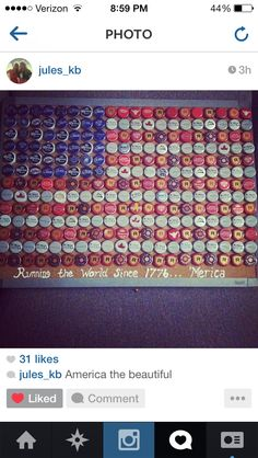 'Merica... Perfect for your college Apartment