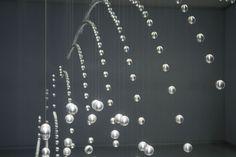 ART+COM:Kinetic Sculpture