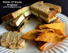 A Day of eats at 27 weeks pregnant!