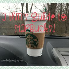 Ah Starbucks. The call of the Siren draws us in with that welcoming aroma and the promise of caffeine. But if you're trying to stick to the trim and healthy path it can be a real stumbling bl…