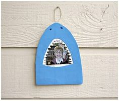 Shark week crafts