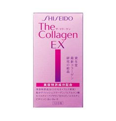 SHISEIDO The Collagen EX Tablet - 120 Tablets
