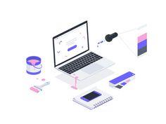 CSS Peeper - illustration set