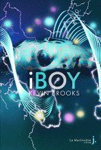 iBoy de Kevin Brooks lu par Benjamin et Dylan - ****