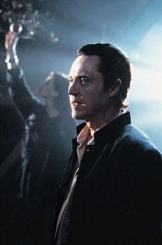 """The Prophecy II"" movie still, 1998.  Christopher Walken as Gabriel."