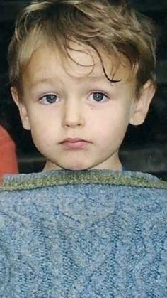 Jonah is soooo cute as a baby