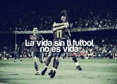 Futbol :) Football Is Life, Football Soccer, King Sport, Life Without You, Soccer Quotes, First Love, My Love, Chelsea Fc, Fc Barcelona