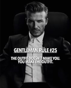 Contrary to the belief that all gentlemen wear suits. Some prefer simply what's comfortable for them. Remember you define your style. LIKE IF YOU AGREE & TAG A GENTLEMAN! Good Man Quotes, Boss Quotes, Men Quotes, Wisdom Quotes, Attitude Quotes, Inspirational Quotes About Success, Positive Quotes, Motivational Quotes, Insightful Quotes