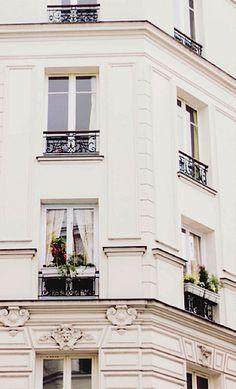 Fresh façade.
