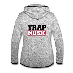 Ultimative Party Klamotten für alle Trap, Hip Hop, Dubstep, Bass Music Fans. Ideal für den Club und deinen Hood. Heavy Wobble und Tiefer Bass für dein T-Shirt. It's a Trap!!!