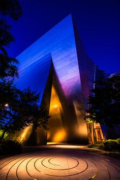 Walt Disney Concert Hall | Los Angeles | Frank Gehry