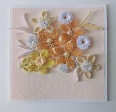 Floral quilling - by: Katia Wroblewska http://kasia-wroblewska.blogspot.com