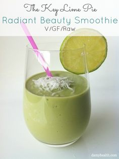 Glowing skin? PMS symptoms relief? Cleansing? Improved digestion and shiny hair? Yes, please! Radiant Smoothie :)