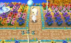 Fairytale bridge path QRs