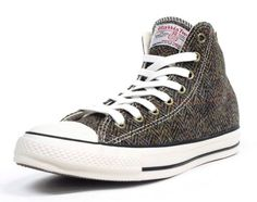75514ff5a9e Harris Tweed x CONVERSE All Star Chuck Taylor Hi Converse Chuck Taylor All  Star