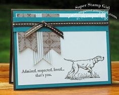 Stampin' Up! The Wilderness Awaits