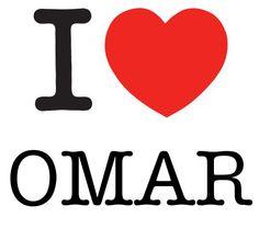 I Heart Omar #love #heart
