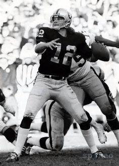 Ken Stabler  Oakland Raiders