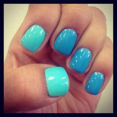 Lechat mood changing gel polish. Skies the limit. Bought it :)