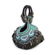 Bea Valdes Tutubi Clutch Bag