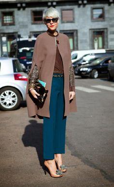 Veronese || Elisa Nalin || #fashionweek #streetstyle