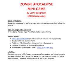 Zombie Apocalypse Mi